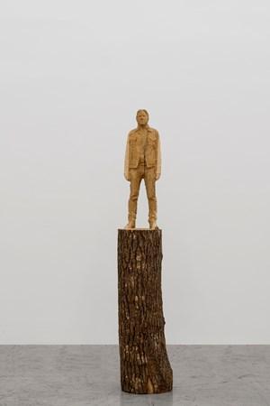 Marc by Xavier Veilhan contemporary artwork sculpture