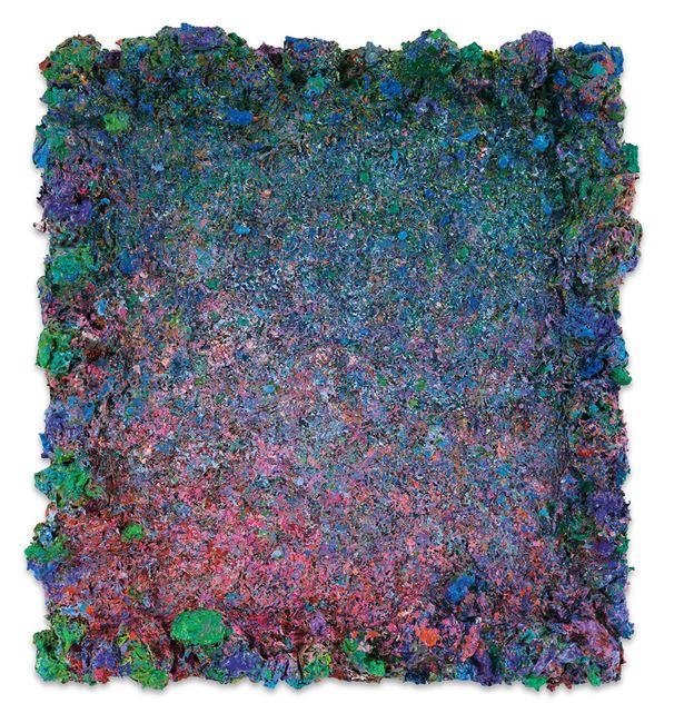 DeepDrippings (Studio Hiss Version) by Phillip Allen contemporary artwork