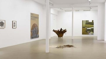 Galerie Chantal Crousel contemporary art gallery in Paris, France