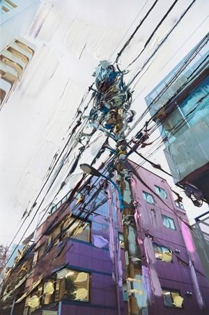 Yoyogi-Koen by Erik Schmidt contemporary artwork