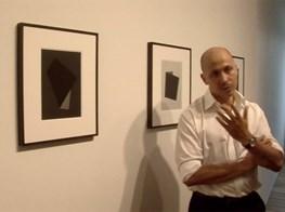 Iran do Espírito Santo at Ingleby Gallery