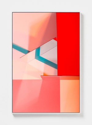 Red Point by Lydia Wegner contemporary artwork