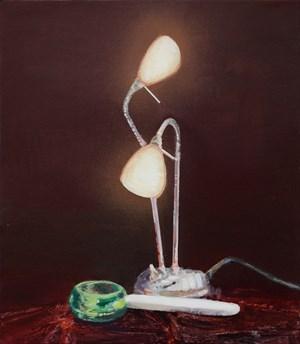 Leuchte by Wolfgang Ellenrieder contemporary artwork