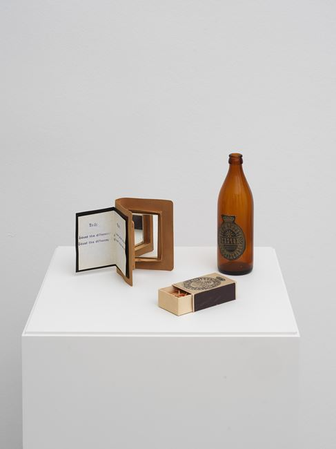 Treatments by Arthur Köpcke contemporary artwork