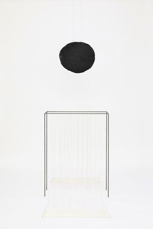 Black Sun by Paloma Bosquê contemporary artwork