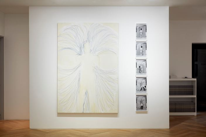 Exhibition view: Lee Kun-Yong, Form of Now, Pace Gallery, Seoul (5 June–24 August 2019). Courtesy Pace Gallery.