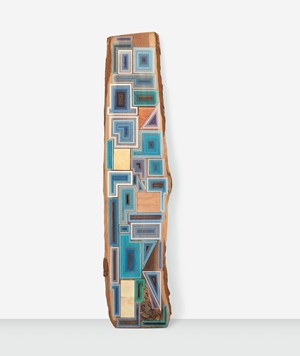 Forty Blues by Jason Middlebrook contemporary artwork