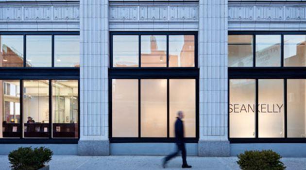 Sean Kelly contemporary art gallery in New York, USA