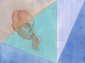 Bruchstück 2 by Akos Birkas contemporary artwork