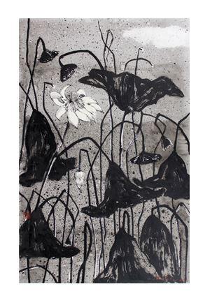 Sansāra 20 by Nuwan Nalaka contemporary artwork