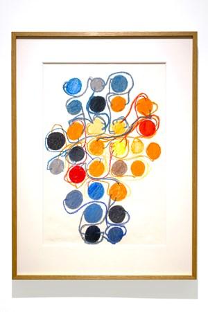 DRAWING by Atsuko Tanaka contemporary artwork