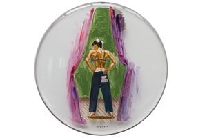 New Pants I by Feng Mengbo contemporary artwork