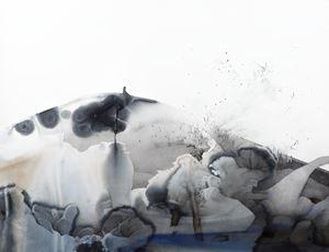 Navires en silence by Min Jung-Yeon contemporary artwork