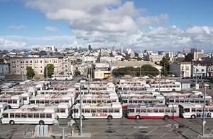 San Francisco, Laurel Heights by Daniel Lee Postaer contemporary artwork