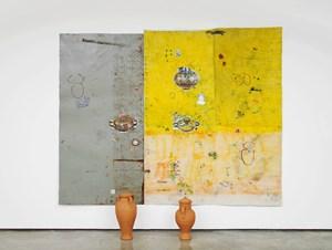 Clay by Paulo Nimer Pjota contemporary artwork painting