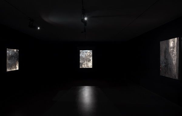 Exhibition view: Koon Wai Bong, Watching the Clouds Roll By: Koon Wai Bong Solo Exhibition,Asia Art Center, Shanghai (10 April–6 June 2021). Courtesy Asia Art Center.