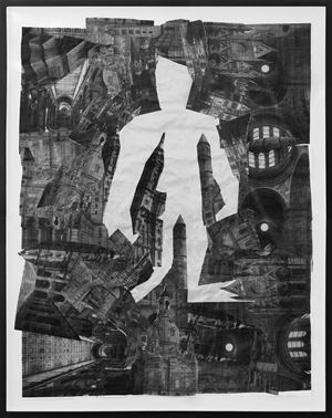 Collage 1 by Christian Eisenberger contemporary artwork