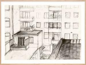 Bismarck Street 2/2/2000 by Sabine Moritz contemporary artwork