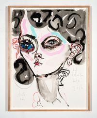 fuck em by Del Kathryn Barton contemporary artwork painting