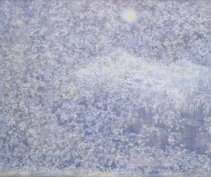 Hazy by Tsang Chui Mei contemporary artwork painting