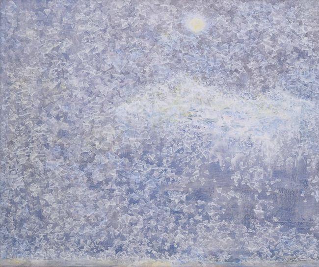 Hazy by Tsang Chui Mei contemporary artwork