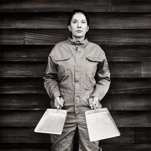 The Cleaner by Marina Abramović contemporary artwork