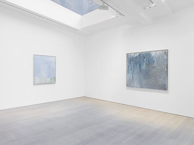 Exhibition view: Wolf Kahn, Miles McEnery Gallery, 525 West 22nd Street, New York (14 March–13 April 2019). Courtesy Miles McEnery Gallery.