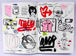 Mythopoetic 07 by Muvindu Binoy contemporary artwork
