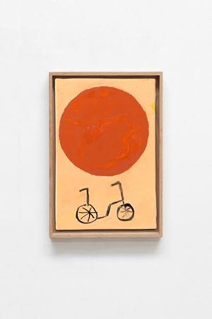 Planète 12 by Etel Adnan contemporary artwork