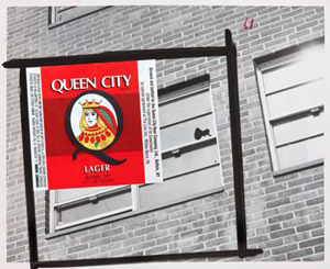 Queen City by Cyprien Gaillard contemporary artwork