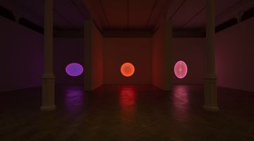 Contemporary art exhibition, James Turrell, James Turrell at Pace Gallery, London