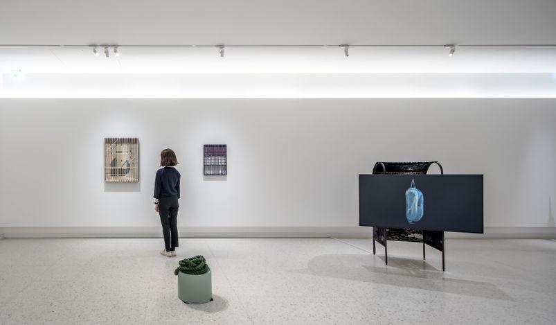 Exhibition view: Suki Seokyeong Kang, Rove and Round, Winsing Art Place, Taipei (28 August–7 November 2021).Courtesy Winsing Art Place.