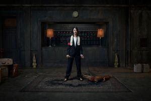 Isolation Hotel II by Heather Straka contemporary artwork