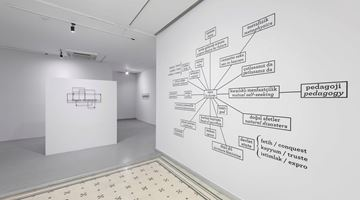 Contemporary art exhibition, Memed Erdener, Utopian Bureaucratic at Zilberman Gallery, Istanbul