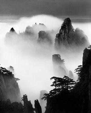The Yellow Mountain-A124 by Wang Wusheng contemporary artwork