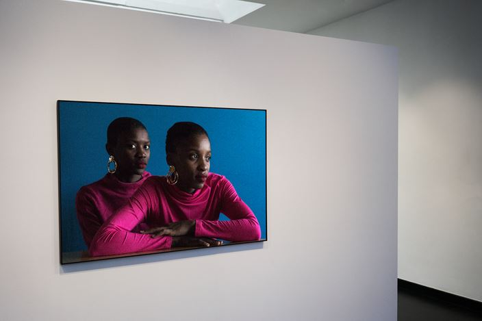 Exhibition view: Nonzuzo Gxekwa, Life is Beautiful, THK Gallery, Cape Town (26 May–26 July 2020). Courtesy THK Gallery.