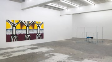 Contemporary art exhibition, Jim Allen, The Skin of Years at Michael Lett, Auckland