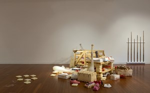 Sandy Purifies 2007/2008 (Purified in 2012) by Hany Armanious contemporary artwork
