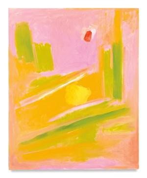 Light Sensation by Esteban Vicente contemporary artwork
