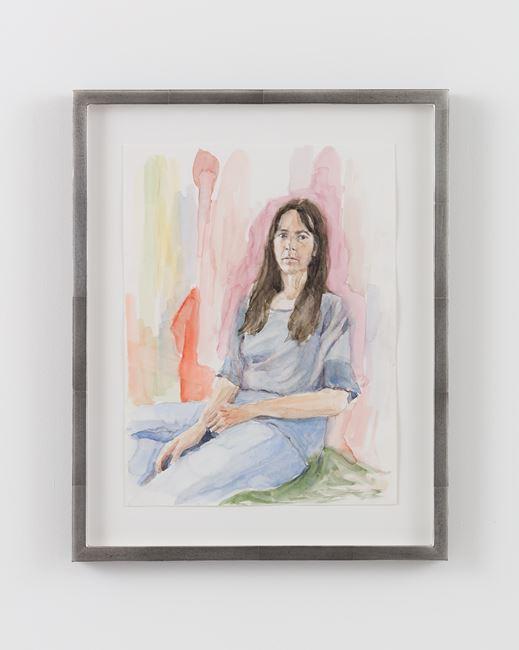 Lockdown Portrait 1 by Gillian Wearing contemporary artwork