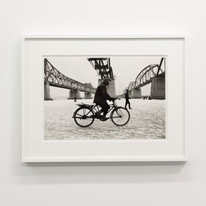 Hangang River, Seoul, Korea 1956-1963 by Han Youngsoo contemporary artwork