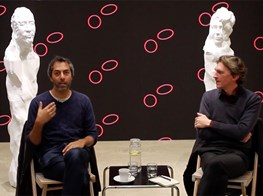 Shezad Dawood in conversation with Nicolas Bourriaud