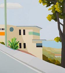 Michael Muir, a generation, 2016 , Oil on linen, 137 x 122 cm.