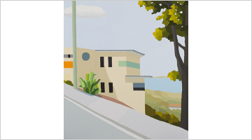Contemporary art exhibition, Michael Muir, Home at Martin Browne Contemporary, Sydney