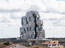 Frank Gehry's LUMA Arles Tower Opens to the Public