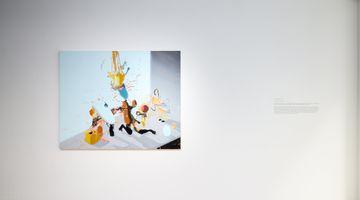 Contemporary art exhibition, José Castiella, Falling at rosenfeld, London, United Kingdom