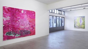 Contemporary art exhibition, Rebekka Steiger, wild is the wind at Galerie Urs Meile, Lucerne
