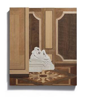 Falling -2 掉落-2 by Huang Yishan contemporary artwork