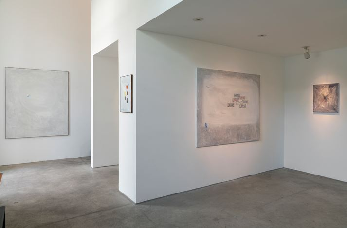 Exhibition view: Sen Chung,A form to the world, CHOI&LAGER Gallery,Cologne (7 September–4 November 2018). Courtesy CHOI&LAGER Gallery.
