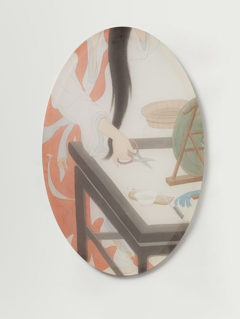 Peep - 17 窥 - 17 by Peng Wei contemporary artwork